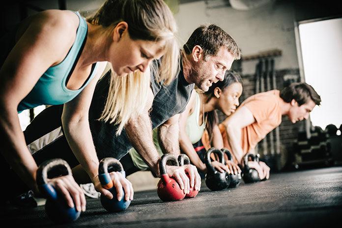 Kalistenika, czyli trening ciężarem własnego ciała