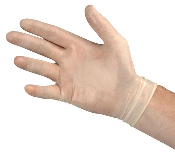 Rękawiczki medyczne na wyciągnięcie ręki