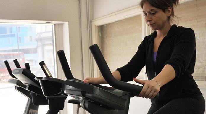 Trening rowerowy w domu - trenażer Wahoo