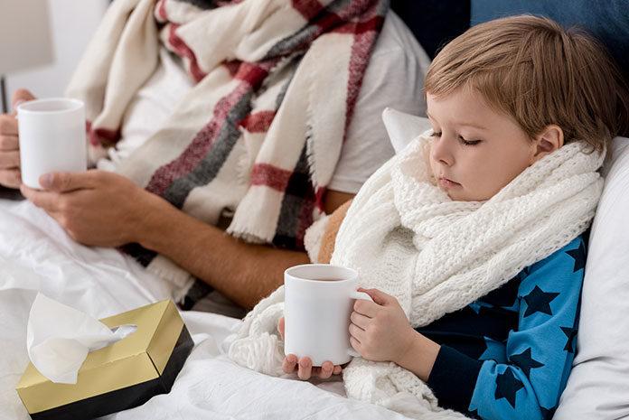 Dziecięcy kaszel – czy syrop Mucosolvan pomoże?