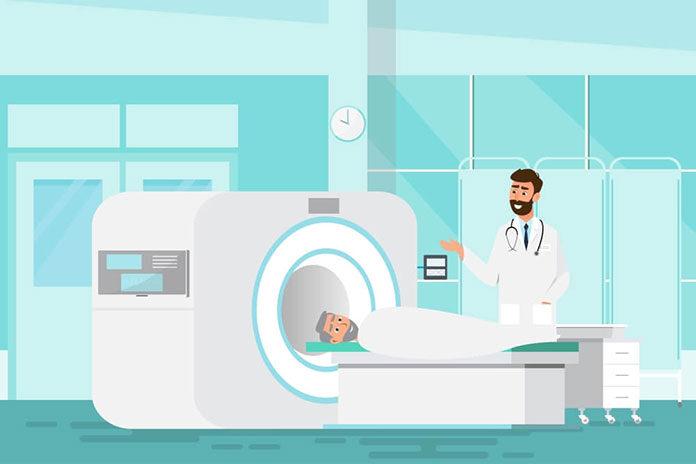 Kontrast przy rezonansie magnetycznym