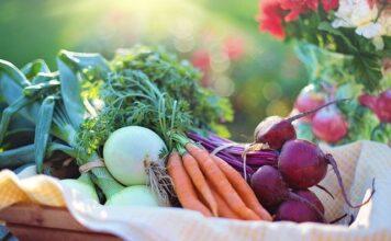 Warzywa podstawą diety na piękną fryzurę